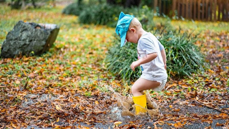 33 Useful Tips on How to Get Your Kids Outside & The Importance of Outdoor Play