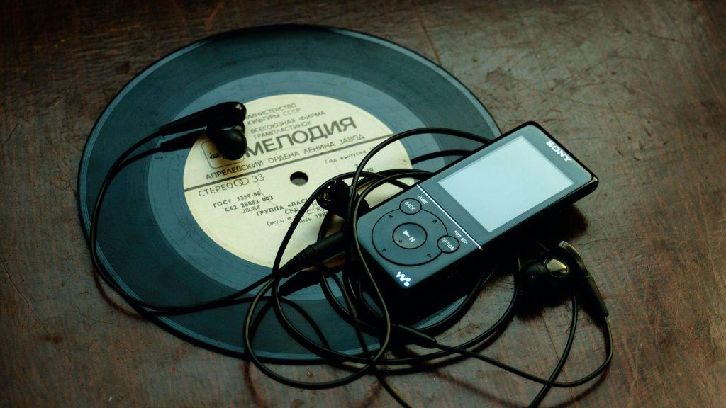 Sony mp3 player